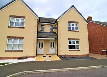 Thumbnail 3 bed semi-detached house for sale in Oatlands, The Grange, Swindon