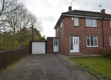 Thumbnail 2 bedroom semi-detached house for sale in Brigshaw Lane, Castleford, West Yorkshire