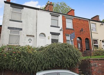 Thumbnail 2 bed terraced house to rent in Park Road, Leek