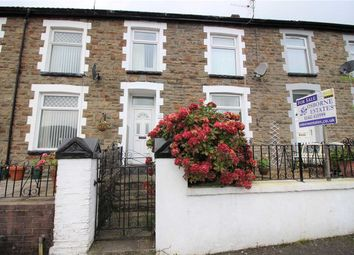 Thumbnail 3 bed terraced house for sale in Old Street, Tonypandy