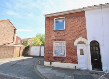 Thumbnail 3 bedroom end terrace house for sale in Stanley Road, Portsmouth