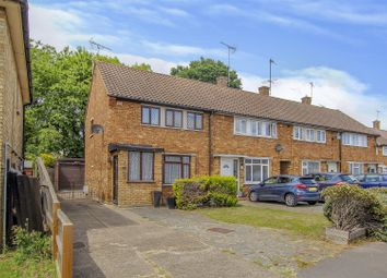 Thumbnail 3 bed end terrace house for sale in Whittington Road, Hutton, Brentwood