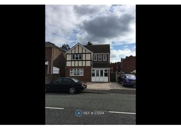 Thumbnail 4 bed detached house to rent in St Pauls Road, Smethwick