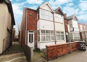Thumbnail 4 bedroom semi-detached house for sale in Station Road, Beeston, Nottingham