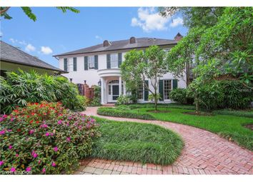 Thumbnail 4 bed property for sale in 975 Greentree Dr, Winter Park, Fl, 32789