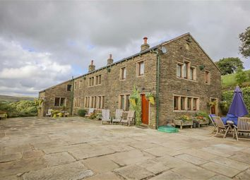 Thumbnail 5 bed detached house for sale in Heightside Lane, Crawshawbooth, Lancashire
