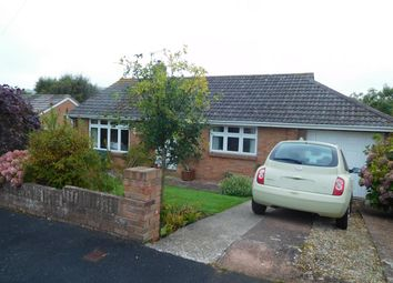 Thumbnail 3 bed bungalow for sale in Russell Drive, East Budleigh, Budleigh Salterton