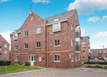 Thumbnail 2 bed flat for sale in 2 Henry Bird Way, Southbridge, Northampton