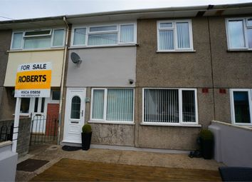 Thumbnail 3 bed terraced house for sale in Forsythia Close, Risca, Newport, Caerphilly