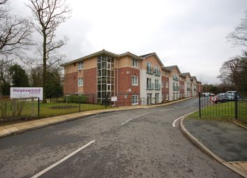 Thumbnail 1 bed flat for sale in Heyes Avenue, Haydock, St. Helens