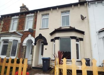 Thumbnail 4 bed terraced house for sale in Barton Road, Dover, Kent