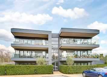 Thumbnail 3 bed flat to rent in Halcyon Close, London
