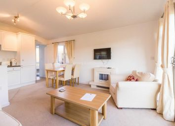 Thumbnail 2 bed mobile/park home for sale in Tunstall, Richmond, North Yorks