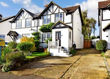 Thumbnail 3 bed semi-detached house for sale in Busbridge Road, Loose, Maidstone, Kent