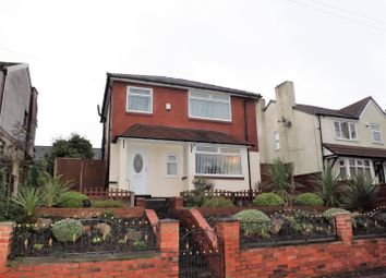 Thumbnail 3 bed detached house for sale in Victoria Avenue, Blackley, Manchester