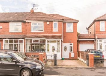 Thumbnail 3 bedroom end terrace house for sale in Colwyn Crescent, Reddish, Stockport, Cheshire