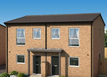 "Thumbnail 3 bed property for sale in ""Lumley At Chase Farm, Gedling"" at Arnold Lane, Gedling, Nottingham"