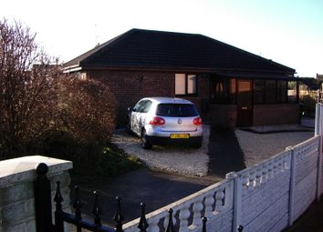 Thumbnail 3 bed detached bungalow to rent in Coniston Road, Askern