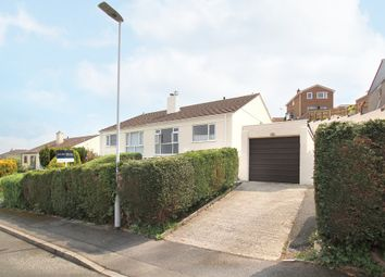 Thumbnail 2 bedroom semi-detached bungalow for sale in Belle Vue Rise, Plymouth