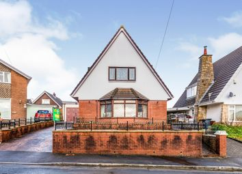 Thumbnail 4 bed detached bungalow for sale in Chesnut Grove, Pontllanfraith, Blackwood