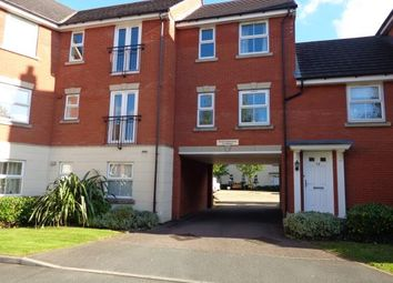Thumbnail 2 bed flat for sale in Old Station Road, Syston, Leicester, Leicestershire