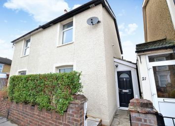 Thumbnail 2 bed semi-detached house to rent in Parker Road, Croydon