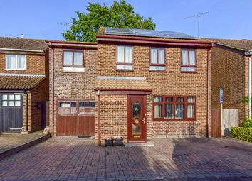 Thumbnail 4 bed detached house for sale in Bashford Way, Worth, Crawley