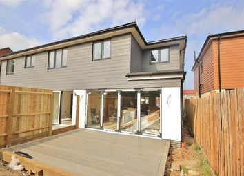 Thumbnail 3 bed end terrace house for sale in Howton Road, Kinson, Bournemouth