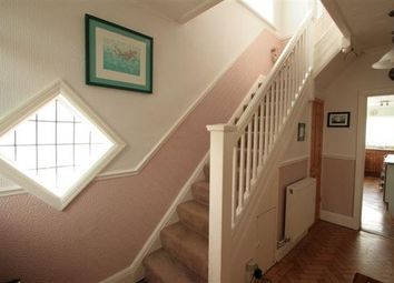 Thumbnail 3 bedroom semi-detached house for sale in Wentloog Road, Rumney, Cardiff