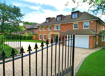 Thumbnail 6 bed detached house for sale in Daleside, Gerrards Cross, Buckinghamshire