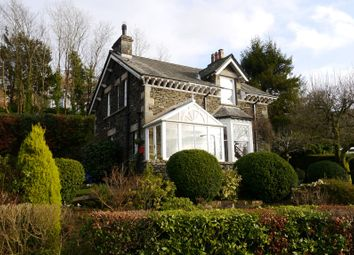 Thumbnail 3 bed detached house for sale in Claife Cottage, Windy Hall Road, Bowness-On-Windermere, Cumbria