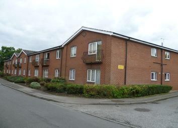 Thumbnail 1 bed flat to rent in Regent Street, Church Gresley, Swadlincote
