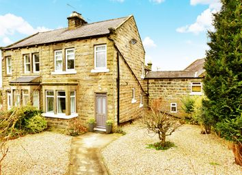 Thumbnail 3 bed semi-detached house for sale in Hollins Lane, Hampsthwaite, Harrogate
