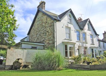 Thumbnail 4 bed end terrace house for sale in 1 Roseneath, Dinas Cross, Newport