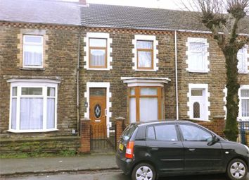 Thumbnail 2 bed terraced house for sale in Ynys Street, Port Talbot, West Glamorgan.