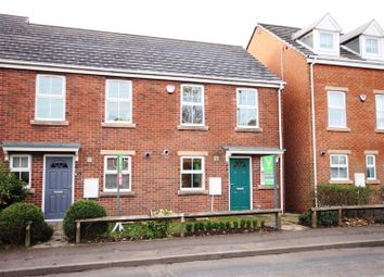 Thumbnail 2 bed end terrace house for sale in Pennine View, Sherburn Hill, Durham