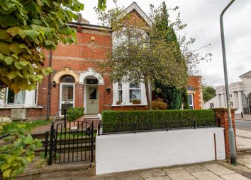 Thumbnail 5 bed end terrace house for sale in The Avenue, Gravesend