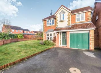 Thumbnail 4 bed detached house for sale in Hornsby Avenue, Warndon Villages, Worcester, Worcestershire