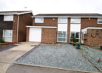 Thumbnail 3 bedroom semi-detached house for sale in Broomhayes, Ipswich