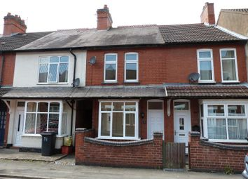 Thumbnail 2 bed semi-detached house to rent in Highfield Street, Hugglescote, Coalville
