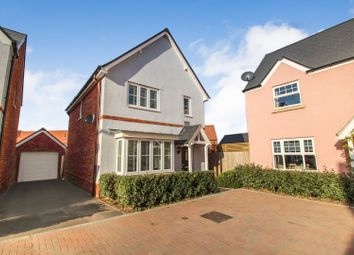 Thumbnail 3 bed detached house for sale in Badger Road, Thornbury