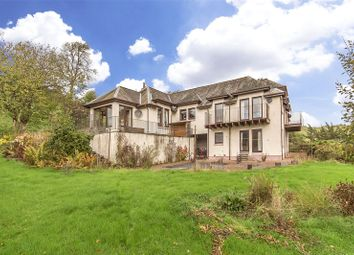 Thumbnail 6 bed detached house for sale in Campsie Linn House, Linn Road, Stanley, Perth