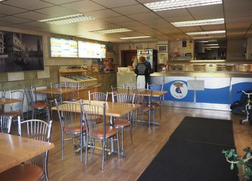 Thumbnail Leisure/hospitality for sale in Fish & Chips DN6, Carcroft, South Yorkshire