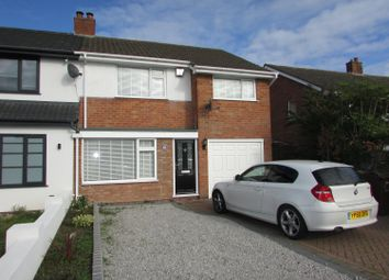 Thumbnail 3 bed semi-detached house to rent in Arden Vale Road, Knowle, Solihull