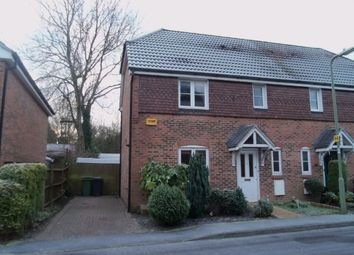 2 bed semi-detached house to rent in Lanes End, Chineham, Basingstoke RG24