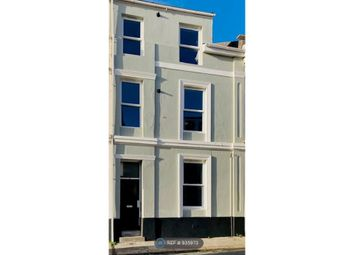 Thumbnail 1 bed flat to rent in Floor Wolsdon Street, Plymouth