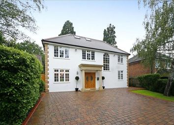 Thumbnail 7 bedroom detached house for sale in Henley Drive, Kingston Upon Thames