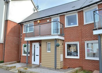 Thumbnail 3 bed semi-detached house for sale in Torkildsen Way, Harlow
