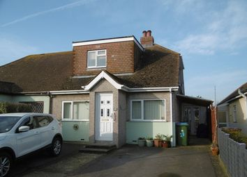 Thumbnail 3 bed semi-detached house for sale in Lincoln Avenue, Bognor Regis, West Sussex