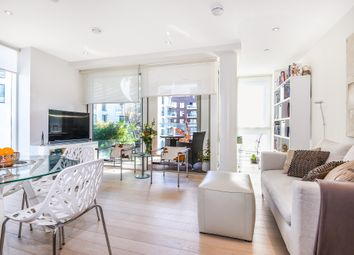 Thumbnail 2 bed flat for sale in Pilot Walk, Greenwich Peninsula SE10, London,